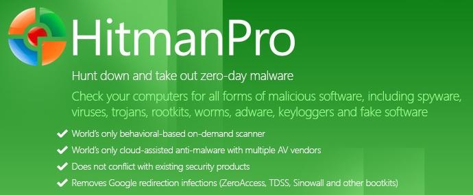 Hitman Pro Incident License