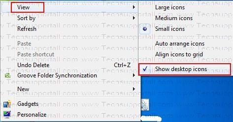 Desktop icon not showing (4)
