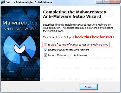 How to use malwarebytes1