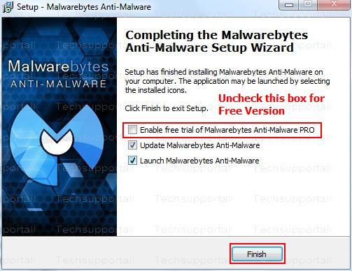 How to use malwarebytes2
