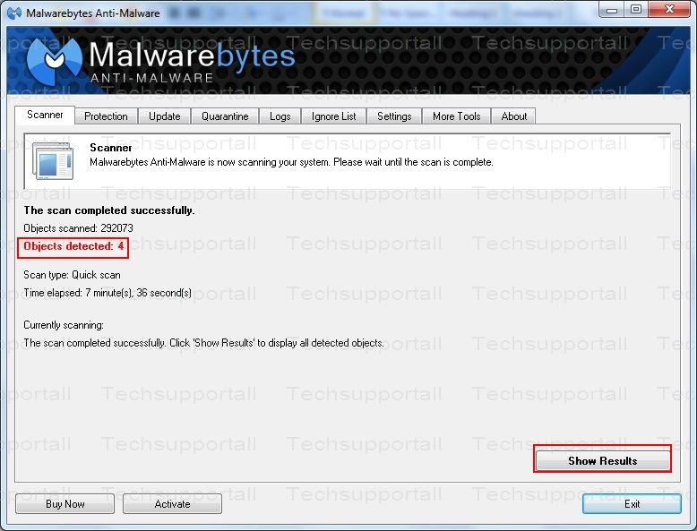 How to use malwarebytes5