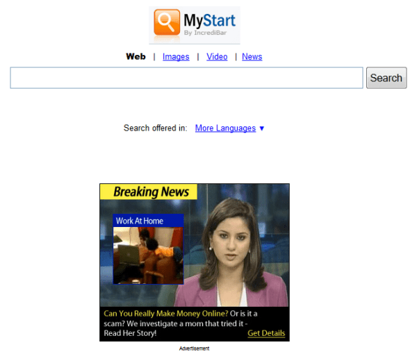 mystart.incredibar.com-removal