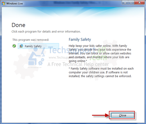 windows-live-essential-family-saftey-uninsatll-step5