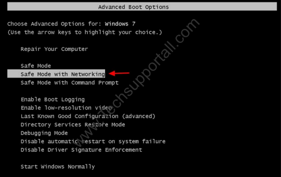 how-to-start-computer-with-safe-mode-with-networking2