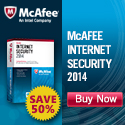 mcafee is save 50
