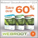 webroot save 60