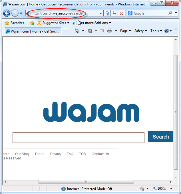 search.wajam.com