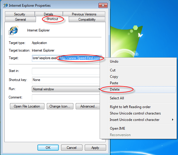 Speed-Find.com-shortcut-remover
