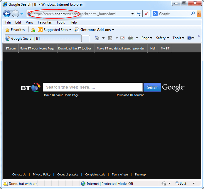 how to change homepage on google chrome mobile