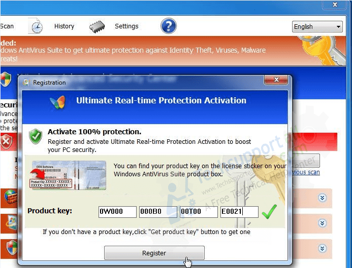 Solved) How to Remove Windows Active HotSpot virus