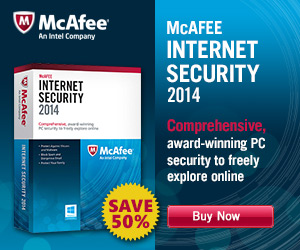 McAfee IS 300x250