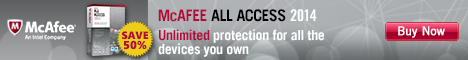 McAfee All Access 50 Off 468x60
