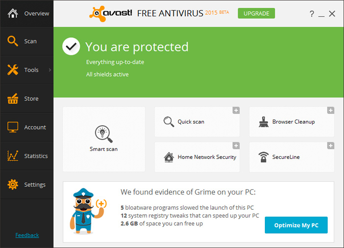 avast free antivirus for pc offline download