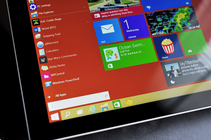 Windows 10 Technical Preview snap5