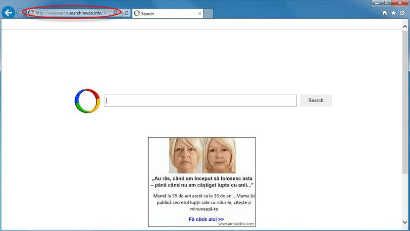 Websearch.searchinweb.info Homepage Image