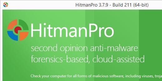 Hitman Pro latest version
