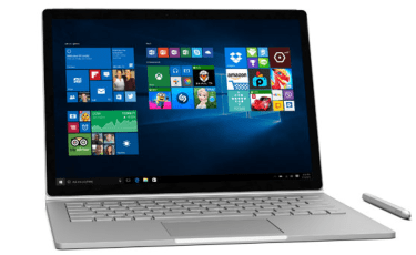 Surface Book Laptop