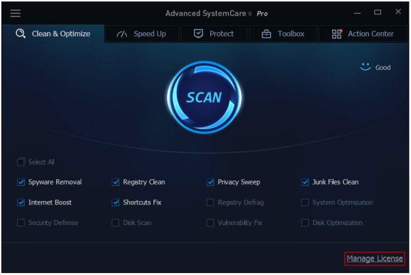 iobit Advanced SystemCare