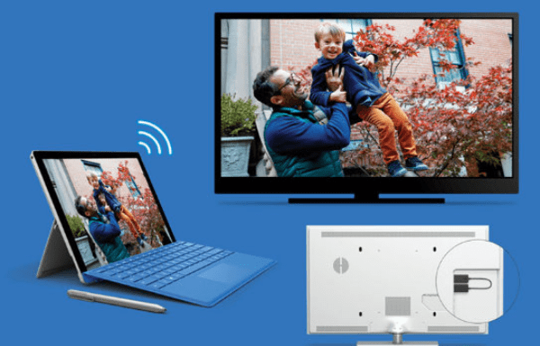 Surface Wireless Display Adapter