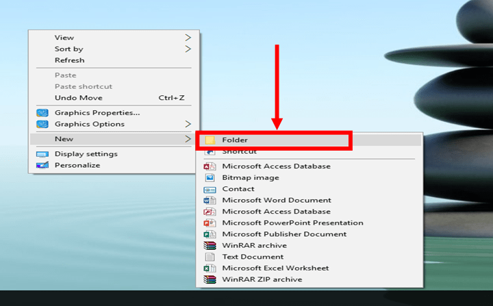 how to enable god mode folder in windows 10