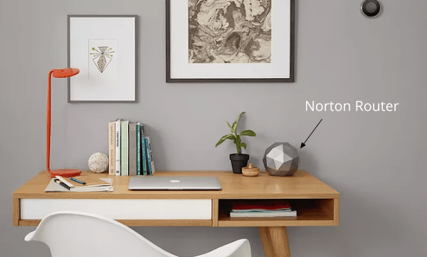 Beautiful Norton Router Security