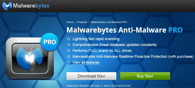 Download Malwarebytes Anti Malware and Coupon Codes