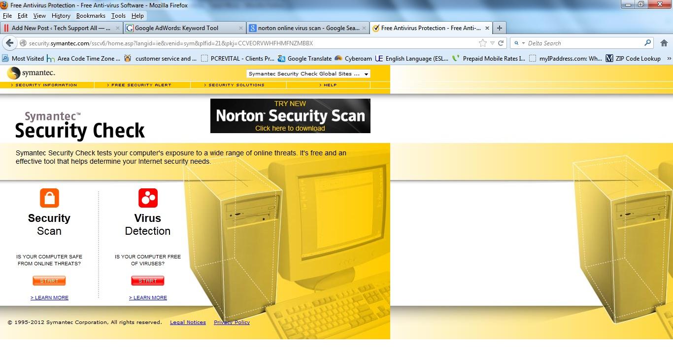 norton online security free download