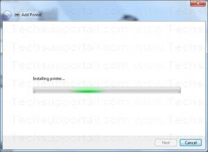 Printer add a printer (7)
