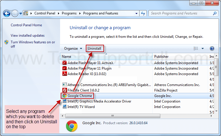 how to close all programs on windows
