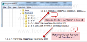 How to Fix Temporary Profile in Windows 7 3
