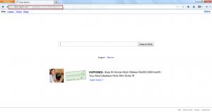 Remove Claro Search