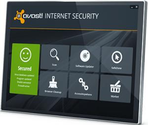 avast internet security 8