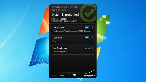 bitdefender free antivirus