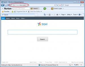 trovi.com-homepage-screenshot-removal-help