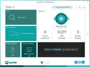 Panda Free Antivirus Download