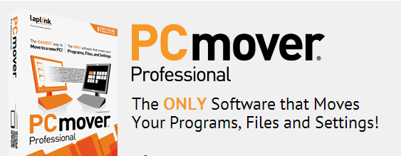 Transfer data from old pc to new pc