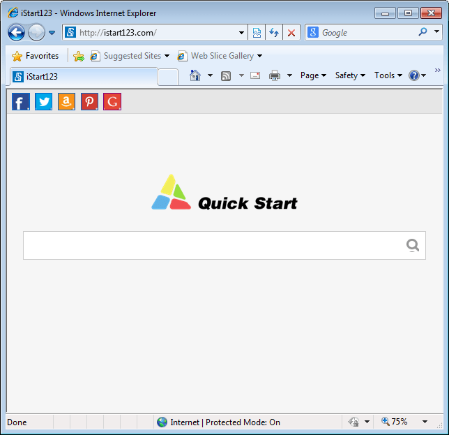 quick-start-istart123.com-search-page-removal-instructions