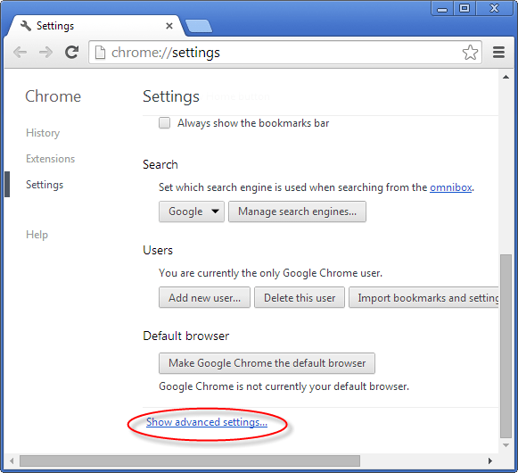 google-chrome-reset-method1