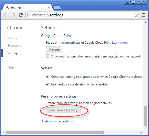 google-chrome-reset-method2