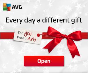 AVG Christmas Sale