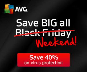AVG Black Friday Deal