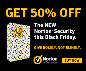 Norton Black Friday Cyber Monday Sale 2014
