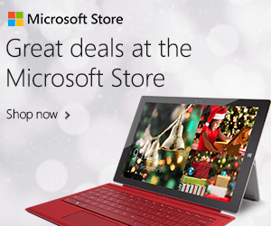 Microsoft Black Friday Cyber Monday Deals