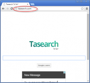 Tasearch.com Homepage