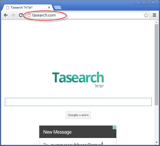 Tasearch.com Homepage