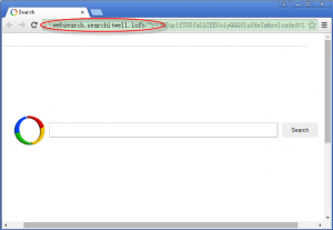 Websearch.searchitwell.info Removal Help