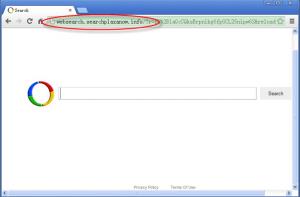 Websearch.searchplazanow.info Homepage Image