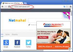 Netmahal.com Hoempage Image1