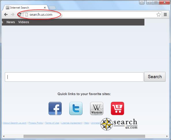 Search.us.com Homepage Image
