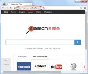 Searchsafe.com Homepage Image
